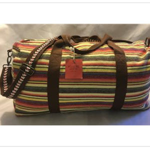 MOSSIMO Large Tote Bag Weekender Southwest Boho